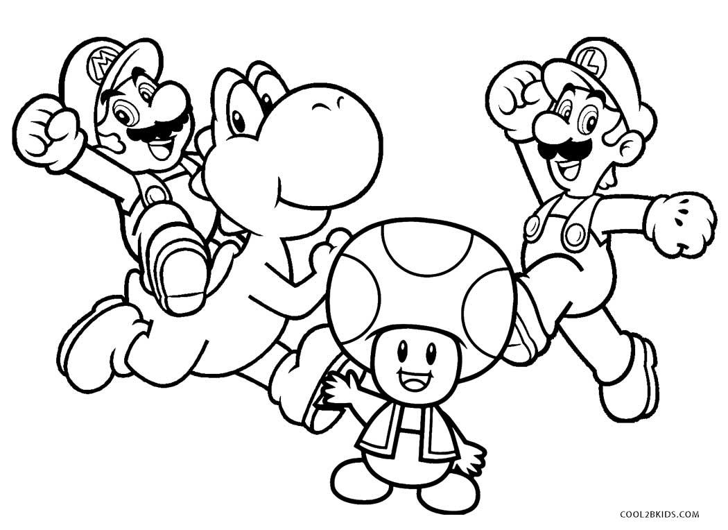 mario picture to color coloring pages mario coloring pages free and printable color picture mario to