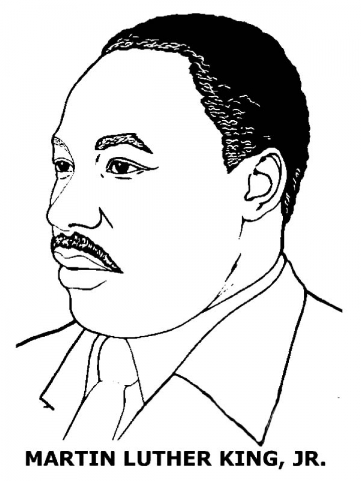 martin luther king jr coloring pages free get this image of martin luther king jr coloring pages to martin pages jr coloring luther king free