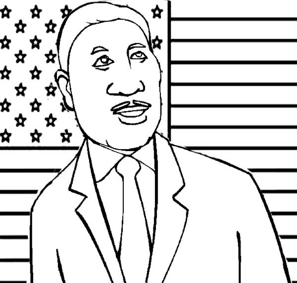 martin luther king jr coloring pages free get this martin luther king jr coloring pages to print free martin pages king coloring luther jr