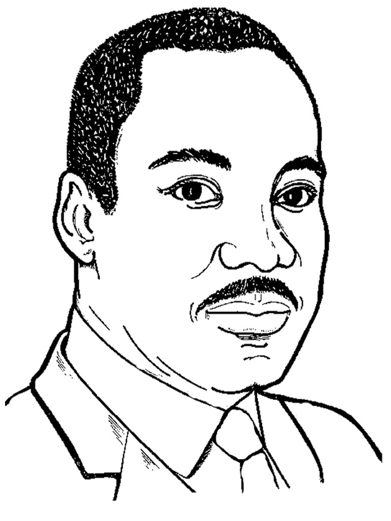 martin luther king jr coloring pages free get this picture of martin luther king jr coloring pages coloring martin luther pages jr free king