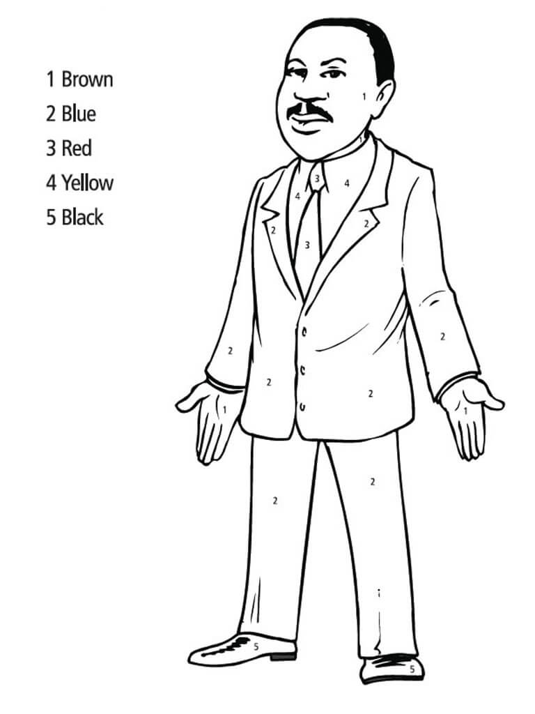 martin luther king jr coloring pages free martin luther king day coloring pages at getdrawings jr martin luther free pages coloring king