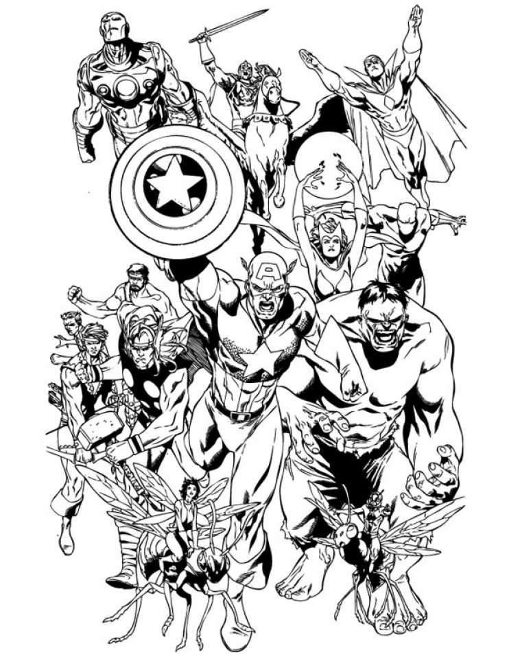 marvel coloring pictures 13 marvel coloring page print color craft marvel pictures coloring