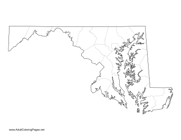 maryland coloring pages maryland coloring page pages maryland coloring
