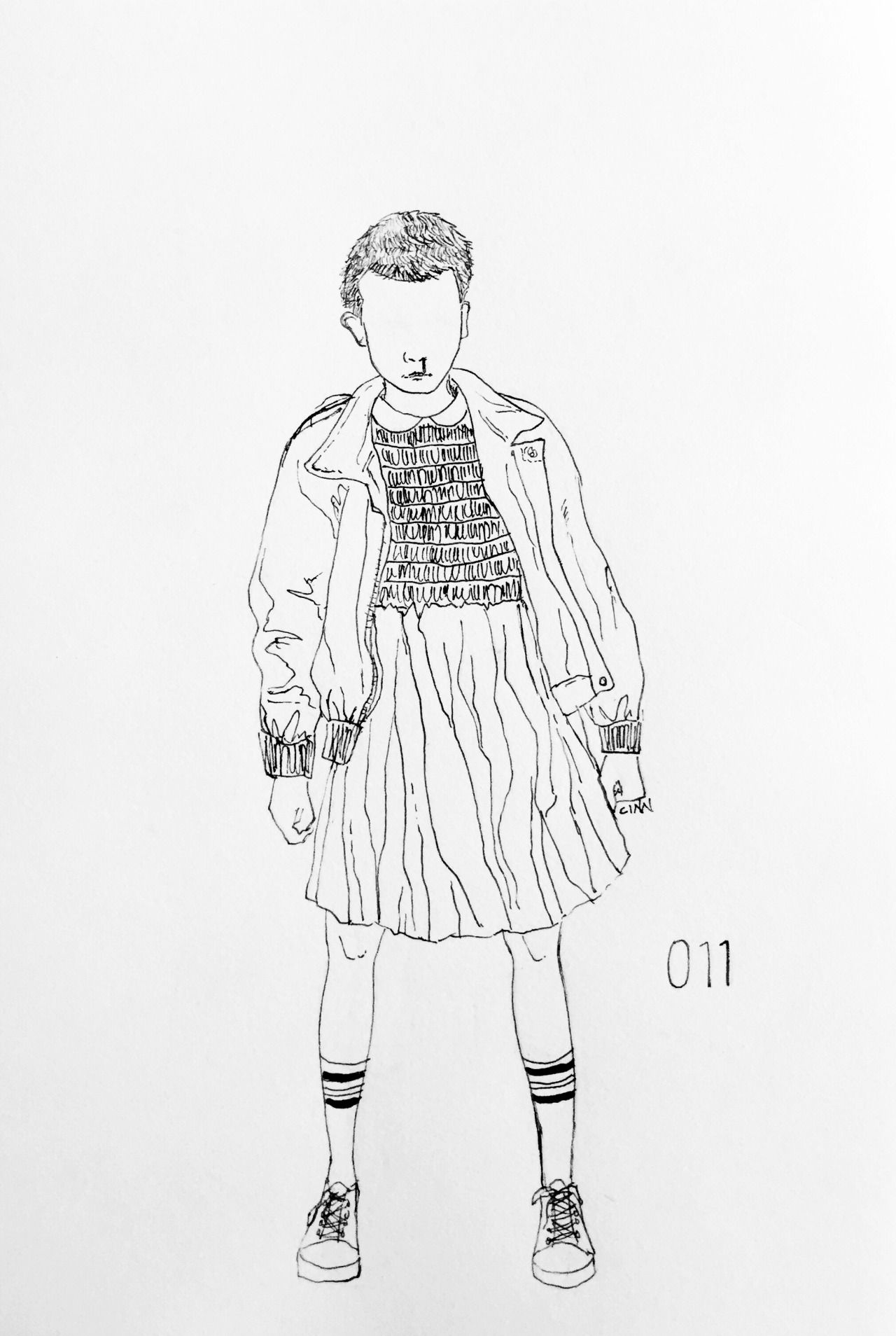 max stranger things coloring pages 011 stranger things stranger things aesthetic stranger coloring stranger pages max things