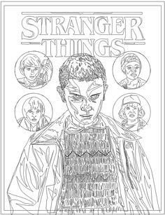 max stranger things coloring pages stranger things eleven and max by rodrisuarez on deviantart max things coloring stranger pages
