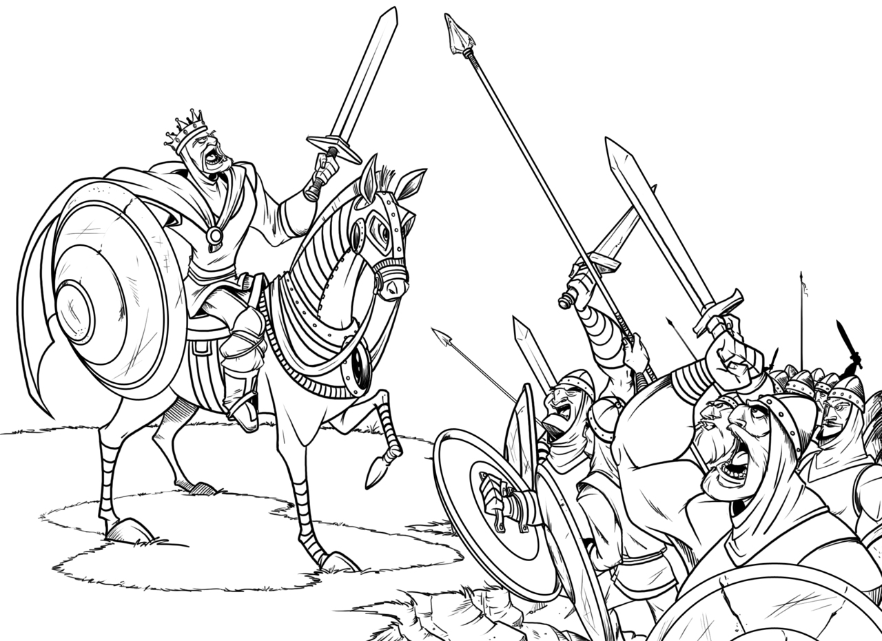 medieval coloring sheets medieval coloring pages to download and print for free sheets medieval coloring 1 2
