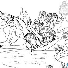 mermaid family coloring pages mermaid family coloring pages mermaid pages family coloring