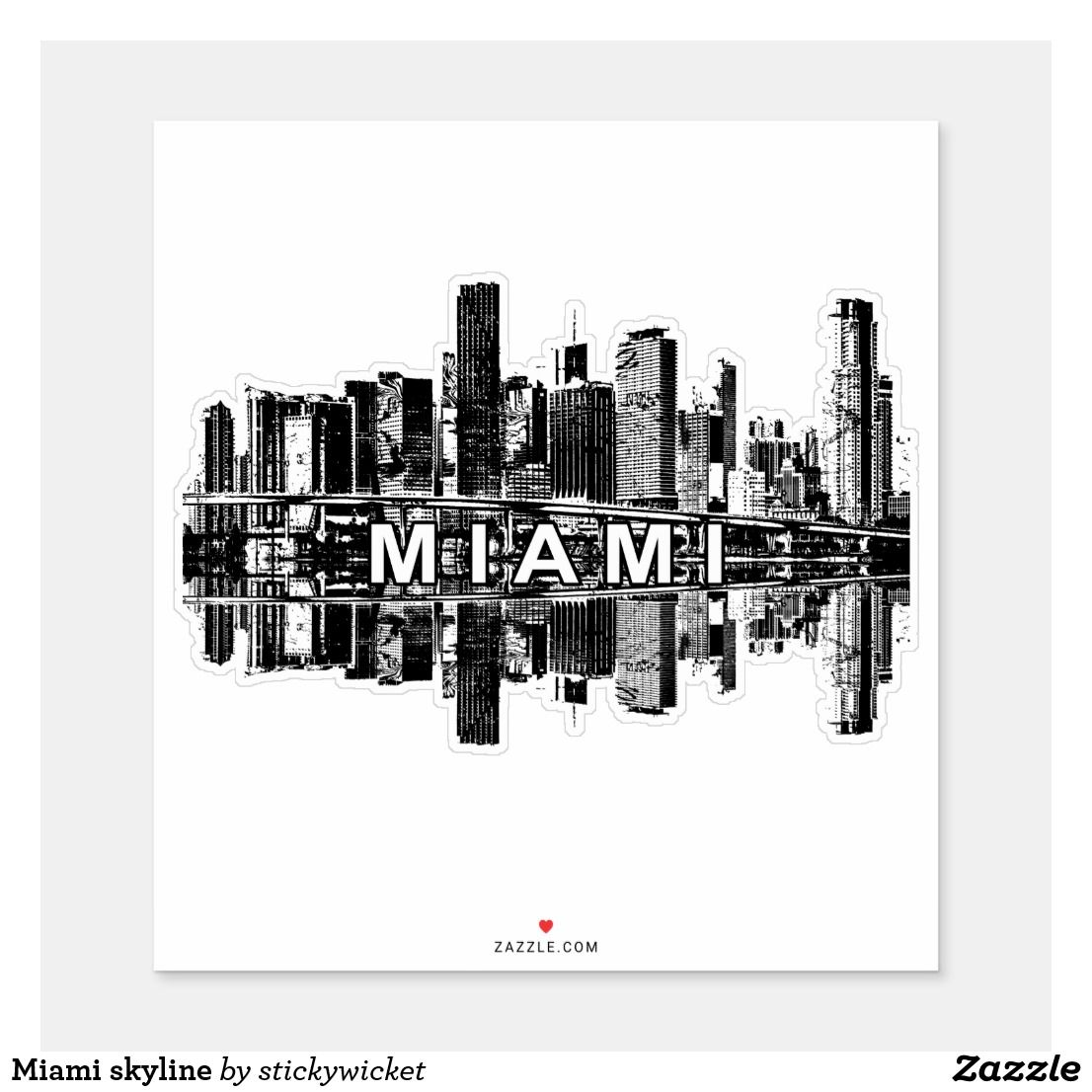 miami skyline drawing miami skyline clipart best skyline drawing miami