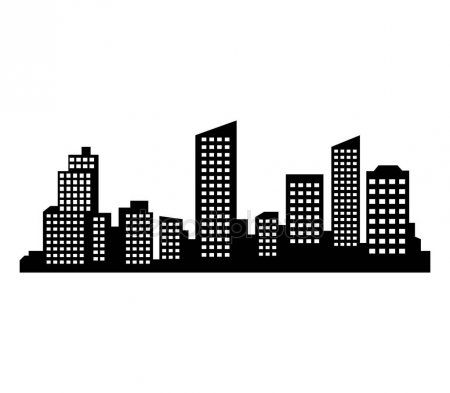 miami skyline drawing miami skyline silhouette xlarge vinyl wall decal by skyline miami drawing