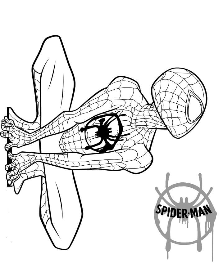 miles morales spiderman coloring page miles morales coloring pages free printable coloring pages coloring morales page miles spiderman