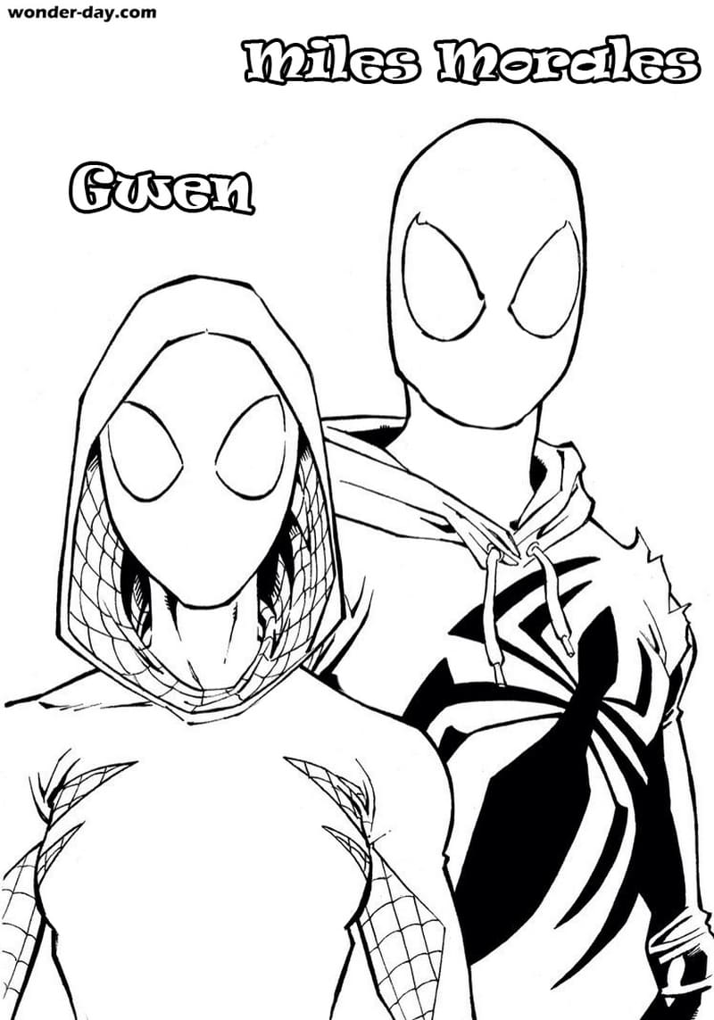 miles morales spiderman coloring page miles morales into the spider verse coloring pages spiderman miles morales coloring page