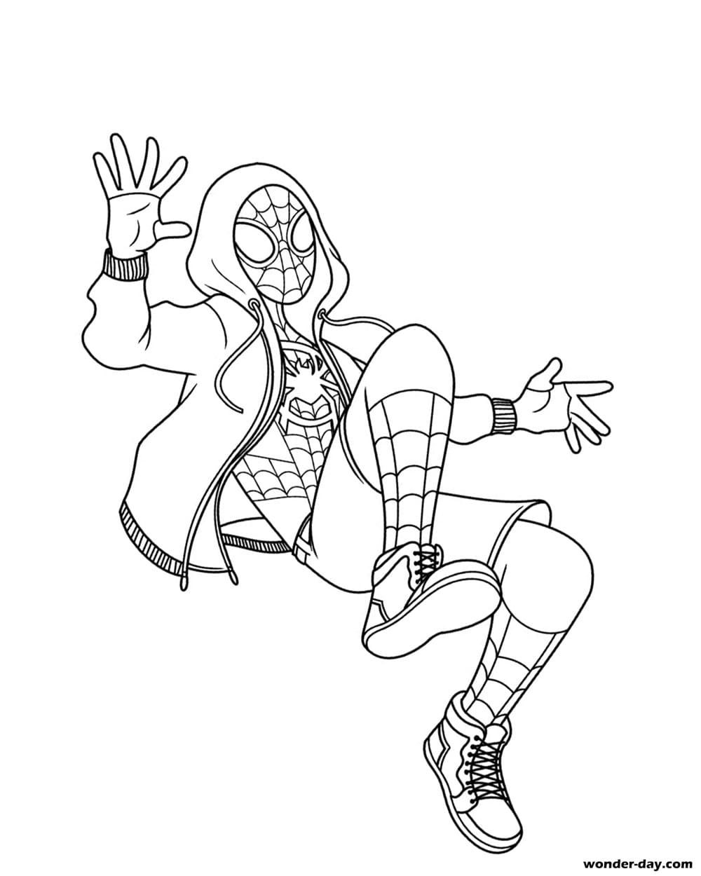 miles morales spiderman coloring page spiderman miles morales coloring pages ferrisquinlanjamal morales spiderman miles page coloring