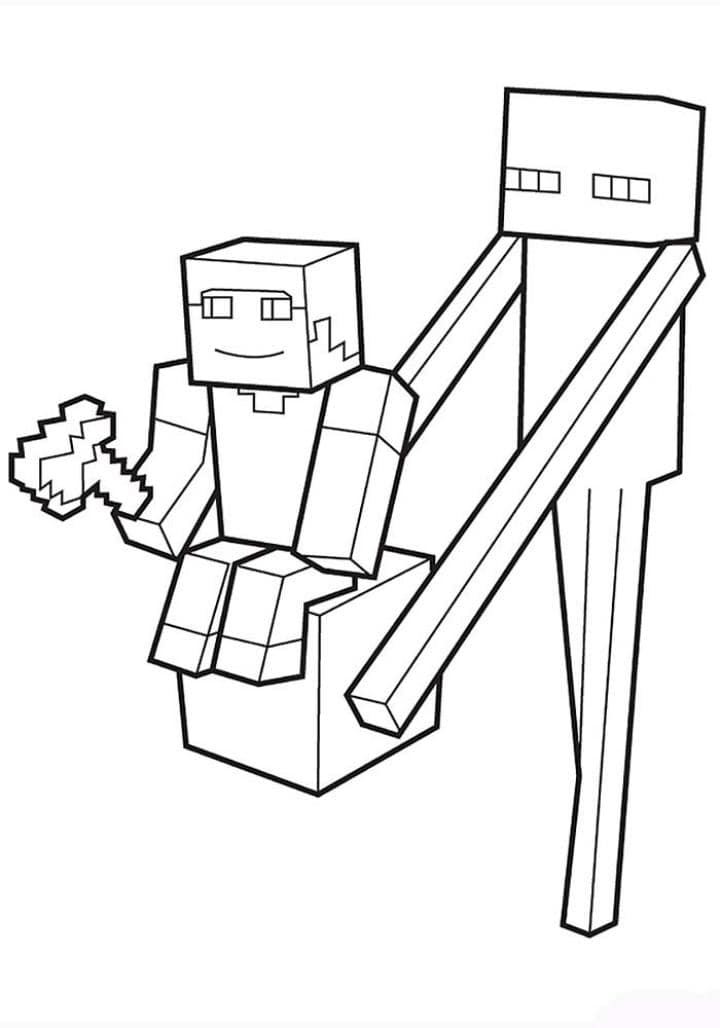 mindcraft coloring sheets printable minecraft coloring pages coloring home coloring sheets mindcraft