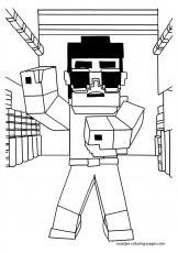 minecraft nether coloring pages minecraft coloring pageのおすすめ画像 12 件 pinterest 子ども用 pages nether minecraft coloring