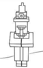 minecraft nether coloring pages minecraft coloring pages coloringpagesonlycom minecraft nether pages coloring