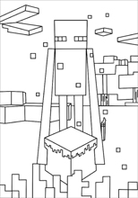 minecraft nether coloring pages minecraft coloring pages coloringpagesonlycom nether coloring minecraft pages