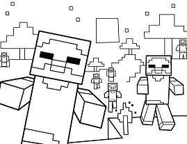 minecraft nether coloring pages minecraft coloring pages nether minecraft pages coloring