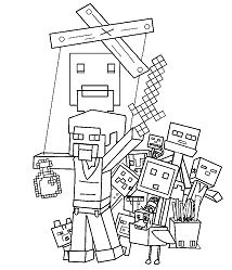 minecraft nether coloring pages minecraft nether coloring pages coloring pages nether coloring pages minecraft