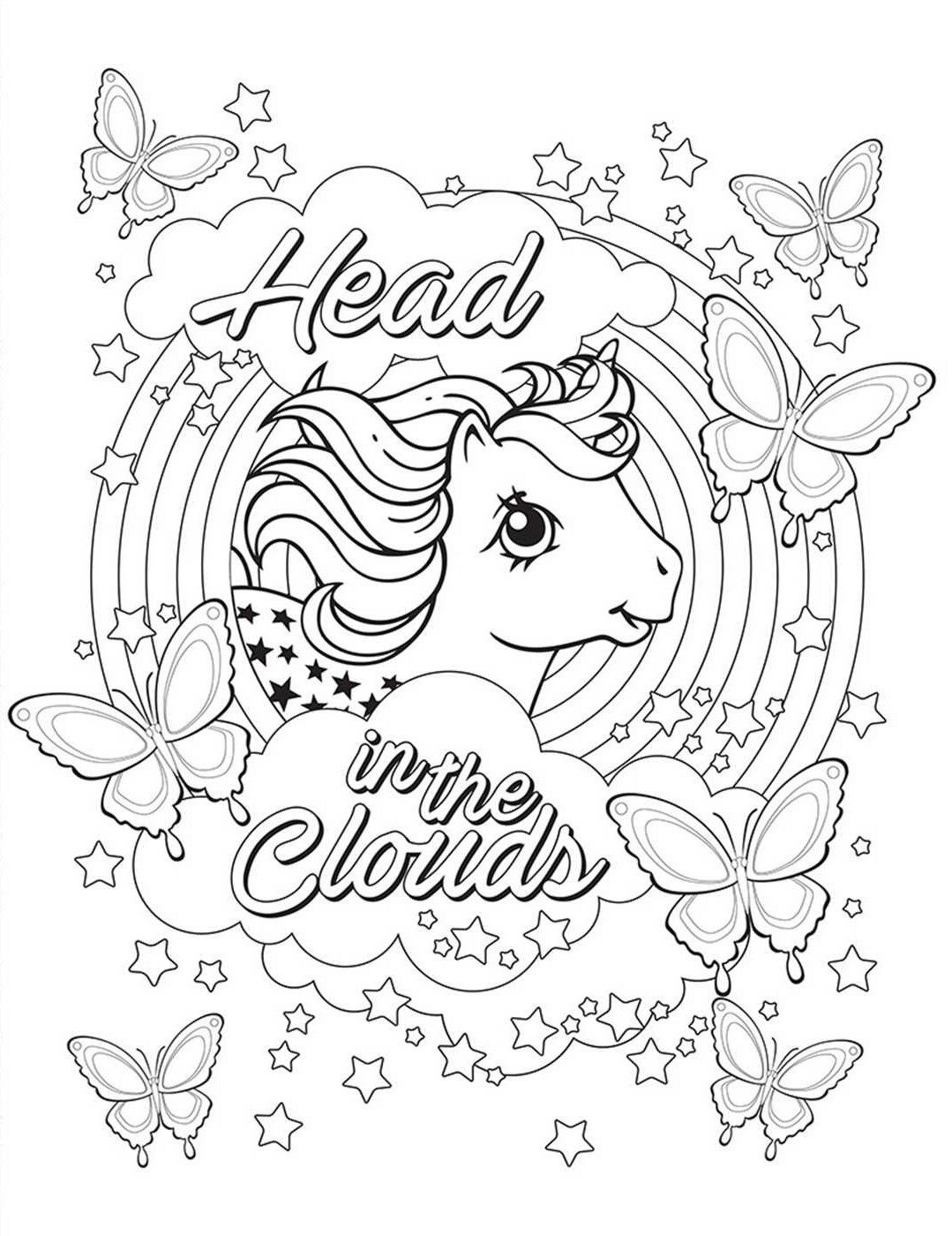 mlp coloring book my little pony coloring pages for girls print for free or mlp book coloring