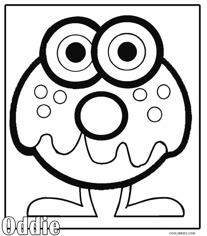 monster coloring pages printable free printable moshi monster coloring pages for kids monster coloring printable pages