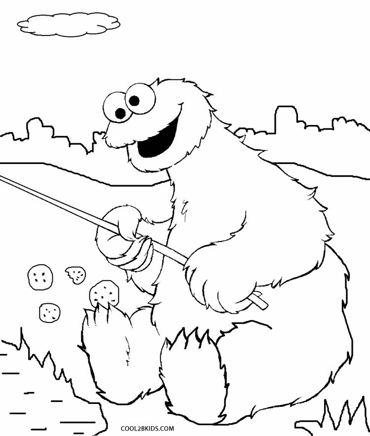 monster coloring pages printable printable cookie monster coloring pages for kids cool2bkids pages printable monster coloring