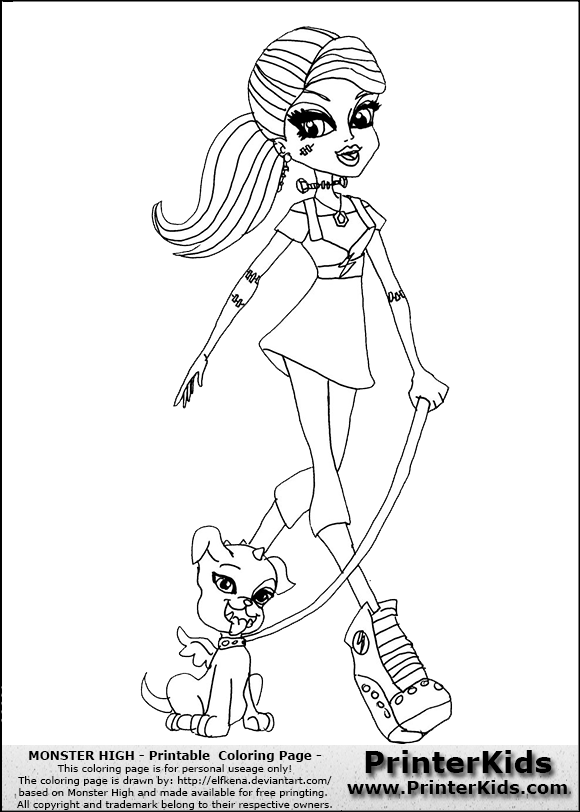 monster high pets coloring pages coloring pages of monster high pets divyajananiorg pets coloring high pages monster