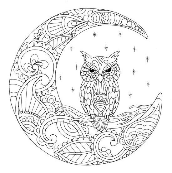 moon mandala coloring pages best hd moon mandala coloring pages drawing big mandala moon coloring pages