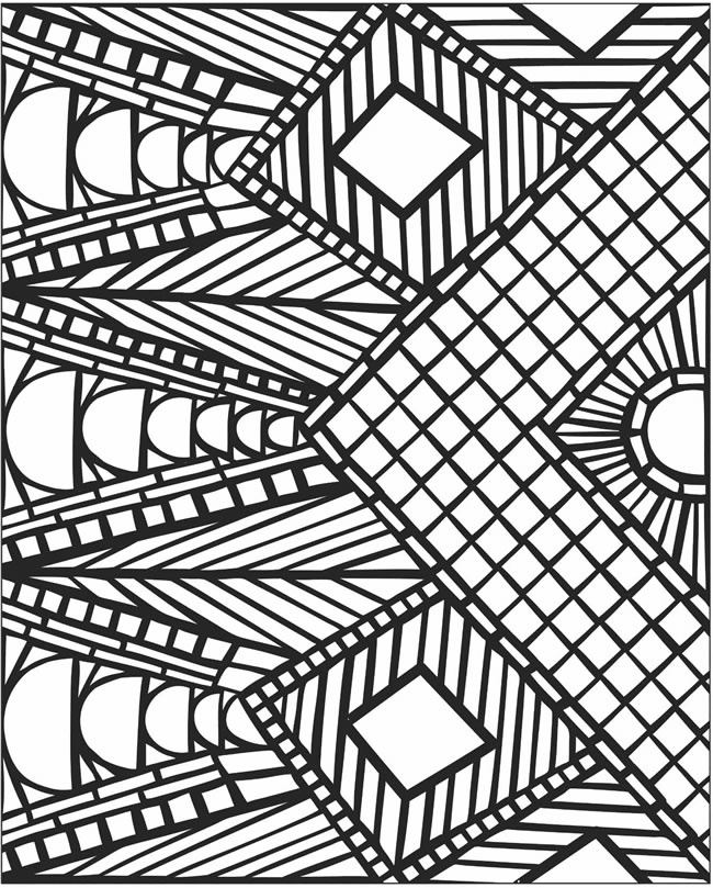 mosaic coloring pages to print get this printable mosaic coloring pages 64912 mosaic to pages print coloring