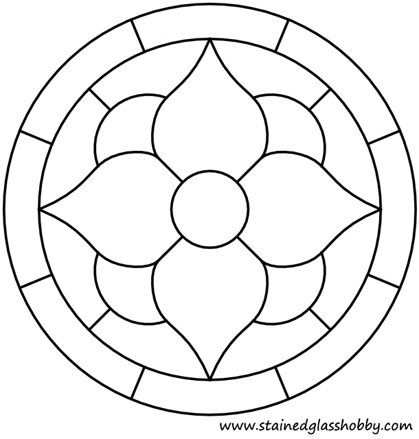 mosaic outline simple mosaic coloring pages for kids 7140 one of the mosaic outline