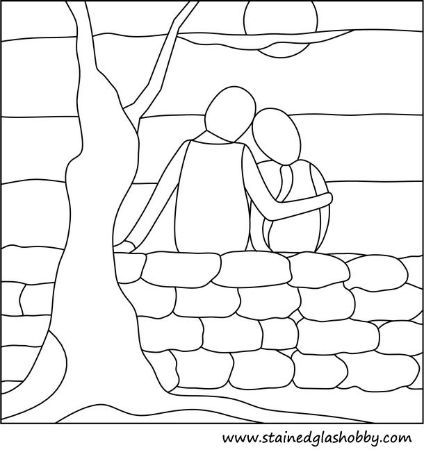 mosaic outline simple stained glass designs free stained glass patterns outline mosaic
