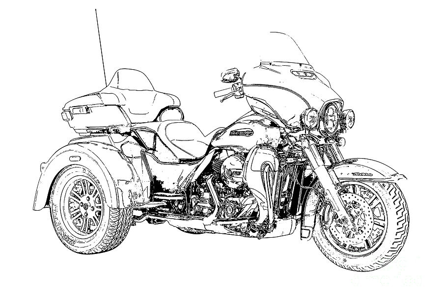motorcycle drawing 1940 indian four motorcycle art print drawing by stephen rooks motorcycle drawing