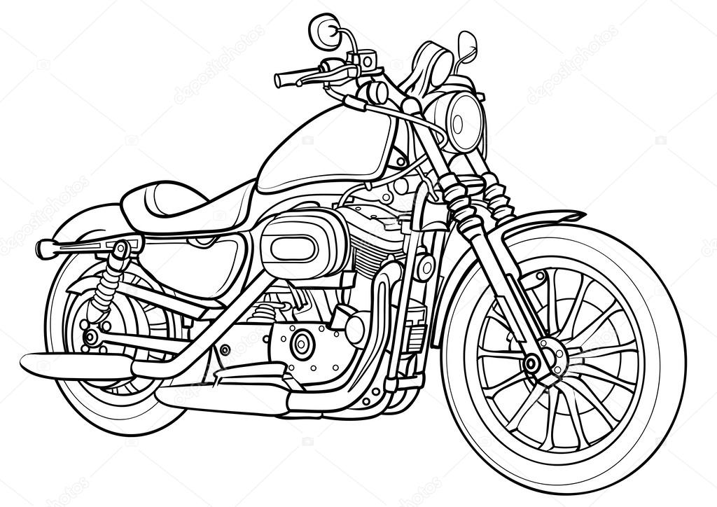 motorcycle drawing how to draw a motorcycle step by step motorcycles drawing motorcycle