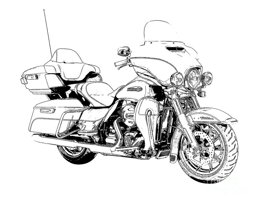 motorcycle drawing motorcycle outline drawing free download on clipartmag drawing motorcycle