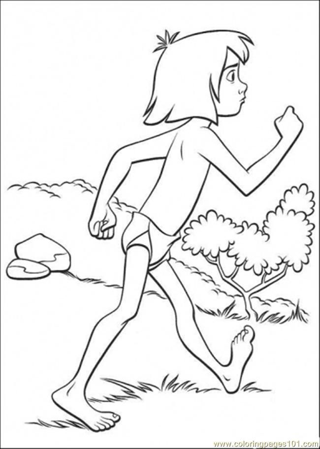 mowgli coloring pages mowgli coloring pages to download and print for free pages coloring mowgli