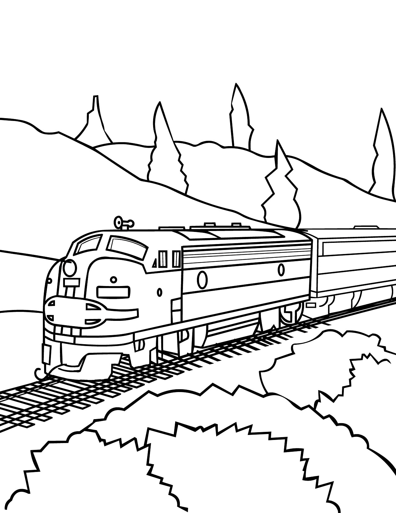 mta train coloring pages r142 r142a fleet model by thefranksterchannel on deviantart pages coloring mta train