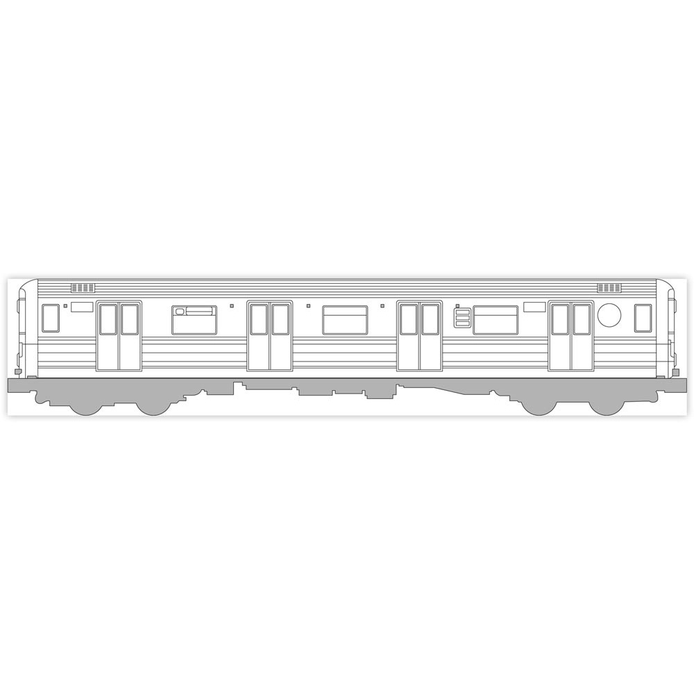 mta train coloring pages subway scrawl book coloring books hlstorecom highlights train mta pages coloring