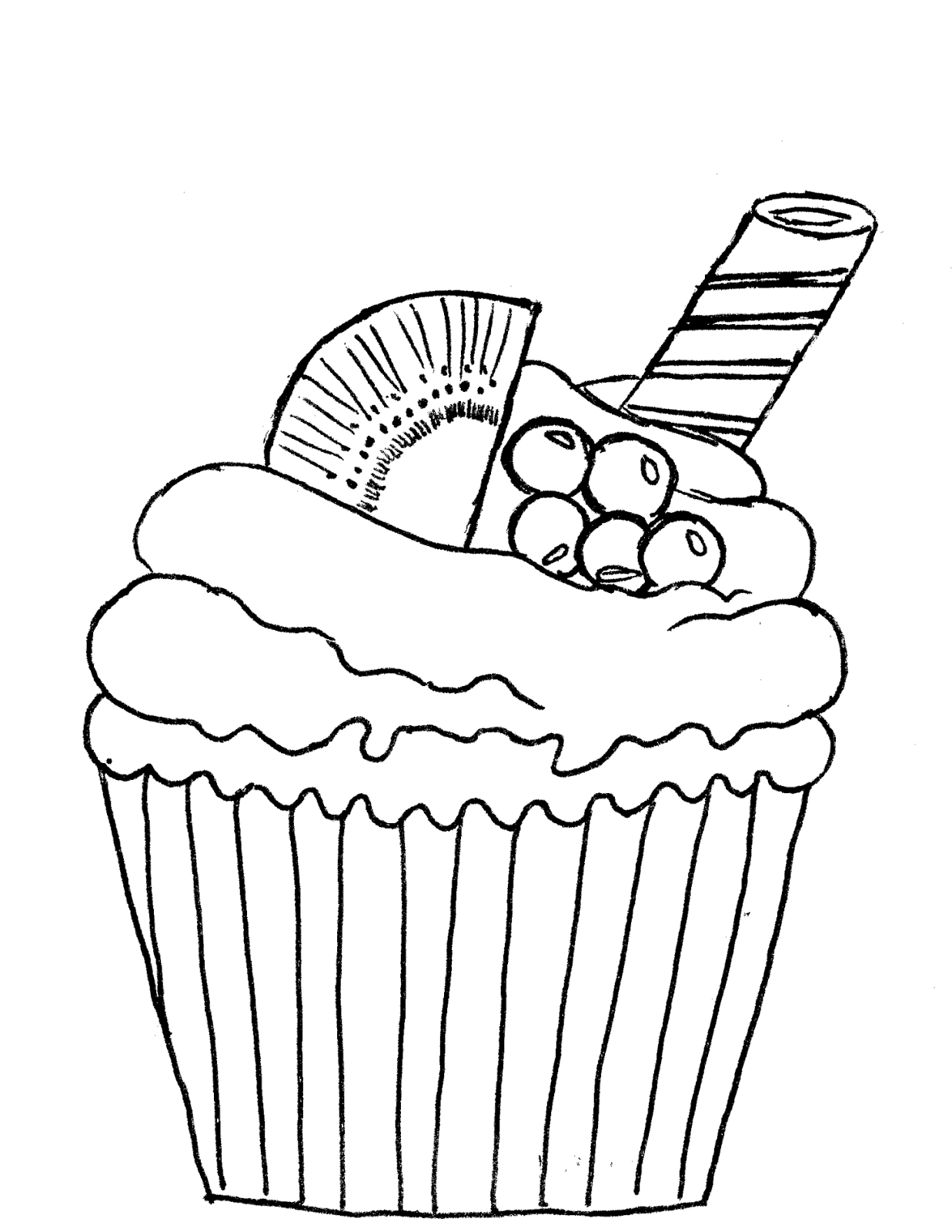 muffin coloring sheet muffins baked fresh for coloring crayon palace coloring muffin sheet