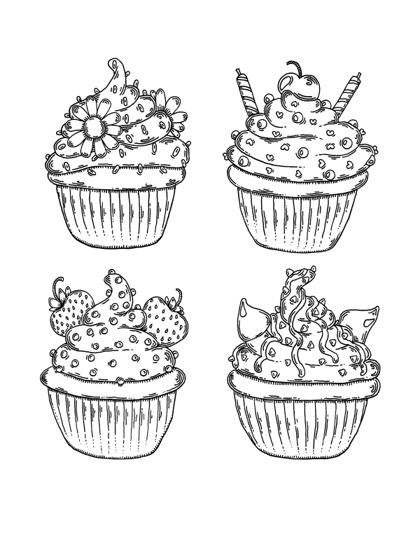 muffin coloring sheet muffins book pages coloring pages coloring sheet muffin