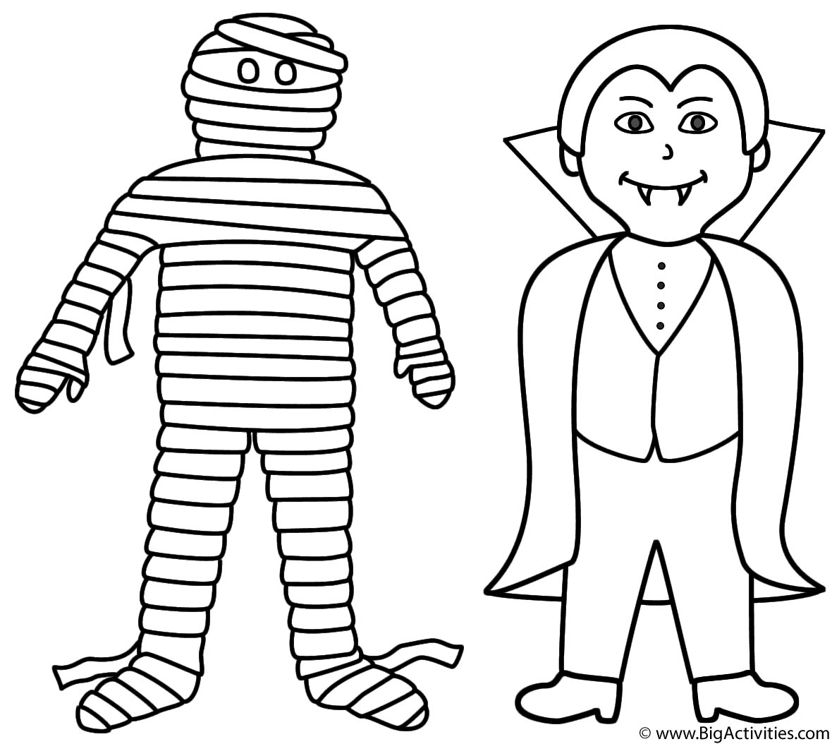 mummy coloring pages halloween cute halloween mummy coloring pages coloring pages for kids mummy coloring halloween pages