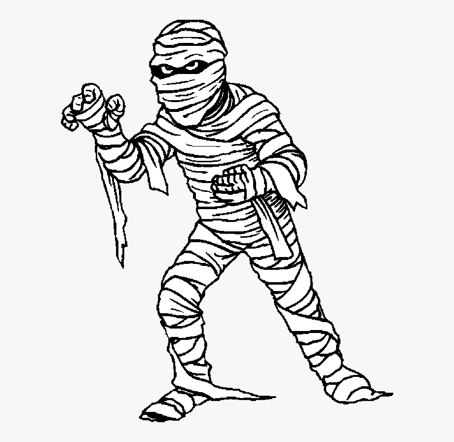 mummy coloring pages halloween mummy png images mummy halloween coloring pages pages halloween mummy coloring
