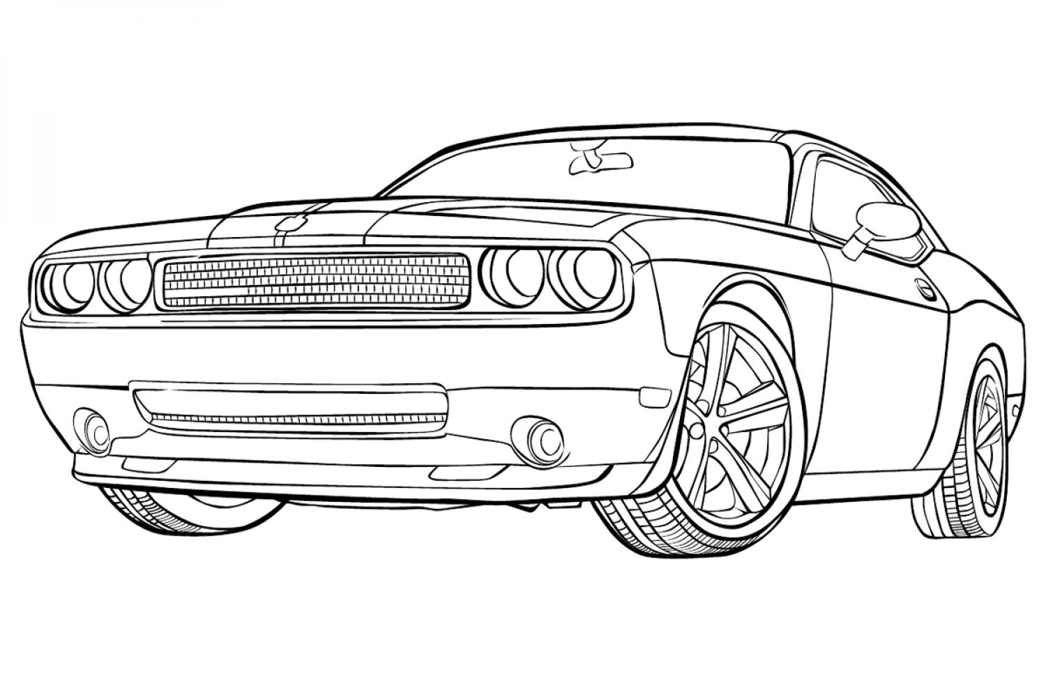 muscle car coloring pages muscle car coloring pages coloring home pages muscle car coloring