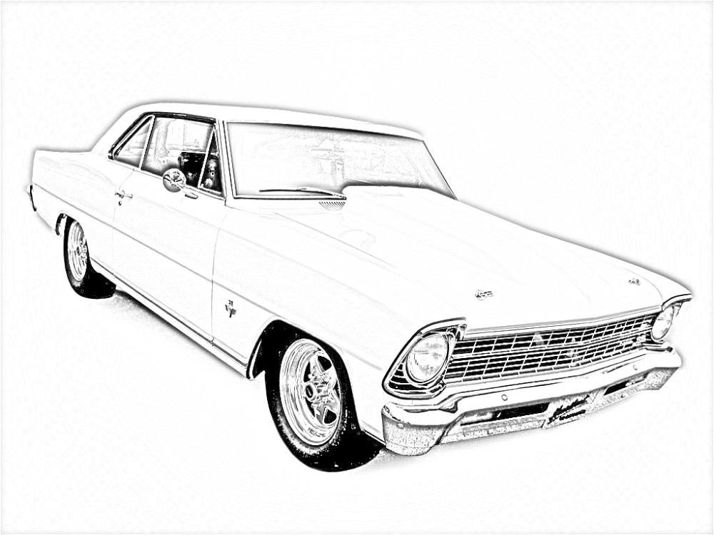 muscle car coloring pages muscle car coloring pages to download and print for free muscle coloring pages car