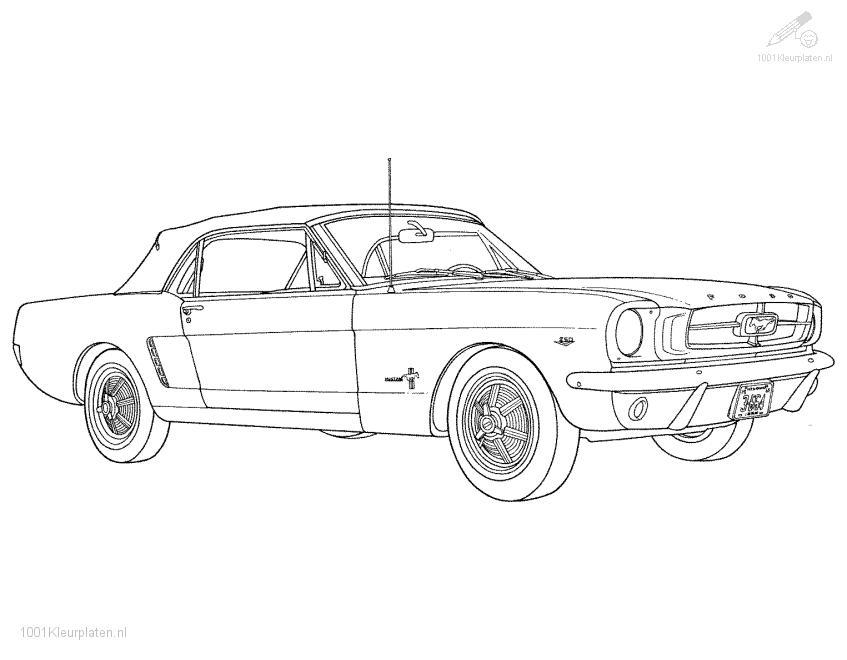muscle car coloring pages mustang muscle car stock illustration download image now car pages coloring muscle