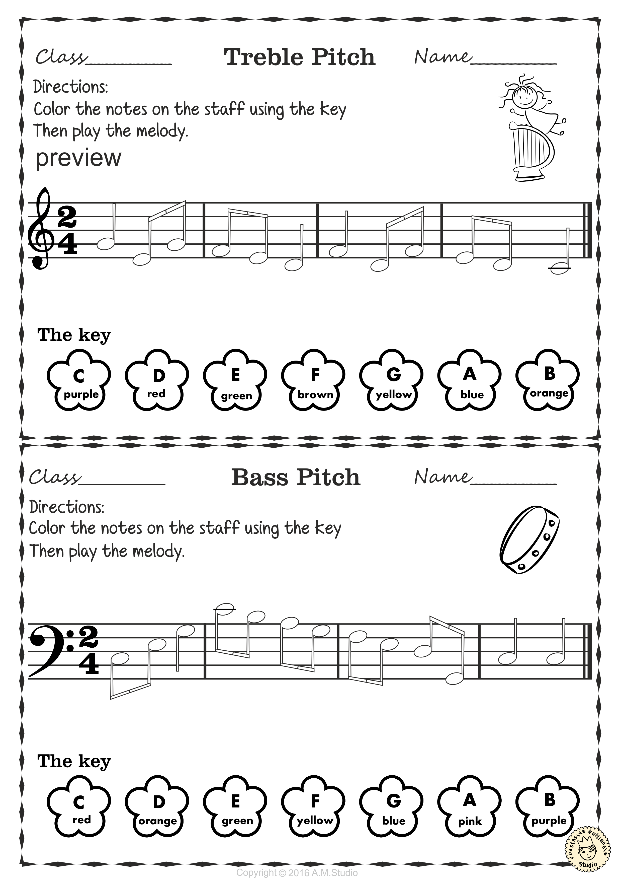 music notes coloring pages pdf heart outline musical notes music wall stickers wall art music coloring notes pdf pages