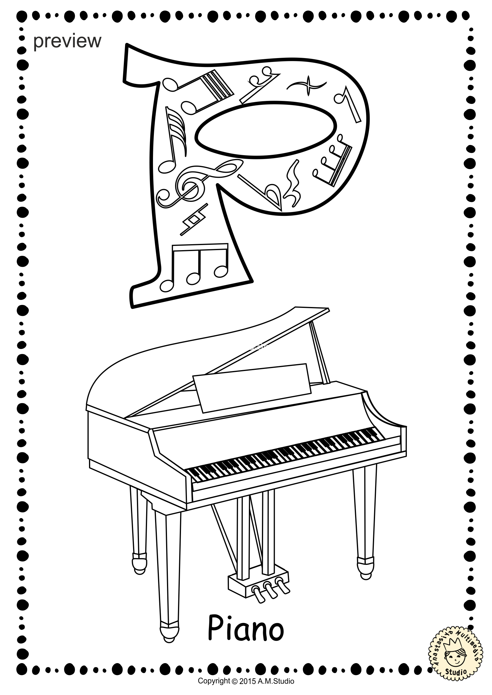 music notes coloring pages pdf music symbols coloring pages with answers by anastasiya music coloring pdf pages notes