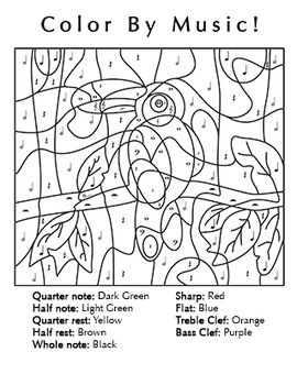 music notes coloring pages pdf note naming cards coloring activity music theory coloring music pages pdf notes