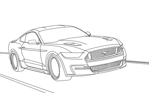 mustang race car coloring pages 2011 ford mustang coloring pages 01 cars coloring pages coloring pages mustang car race