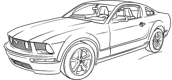 mustang race car coloring pages ford mustang gt car coloring pages best place to color coloring pages mustang car race