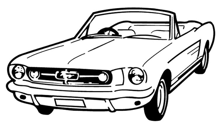 mustang race car coloring pages mustang car coloring pages voiture mustang coloring page pages coloring race mustang car