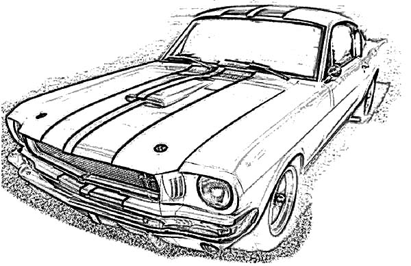 mustang race car coloring pages mustang coloring page getcoloringpagescom pages race car coloring mustang